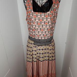 Gabby Skye patterned dress